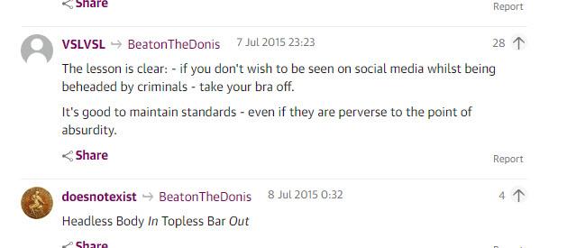 Blog Kommentare vom Guardian